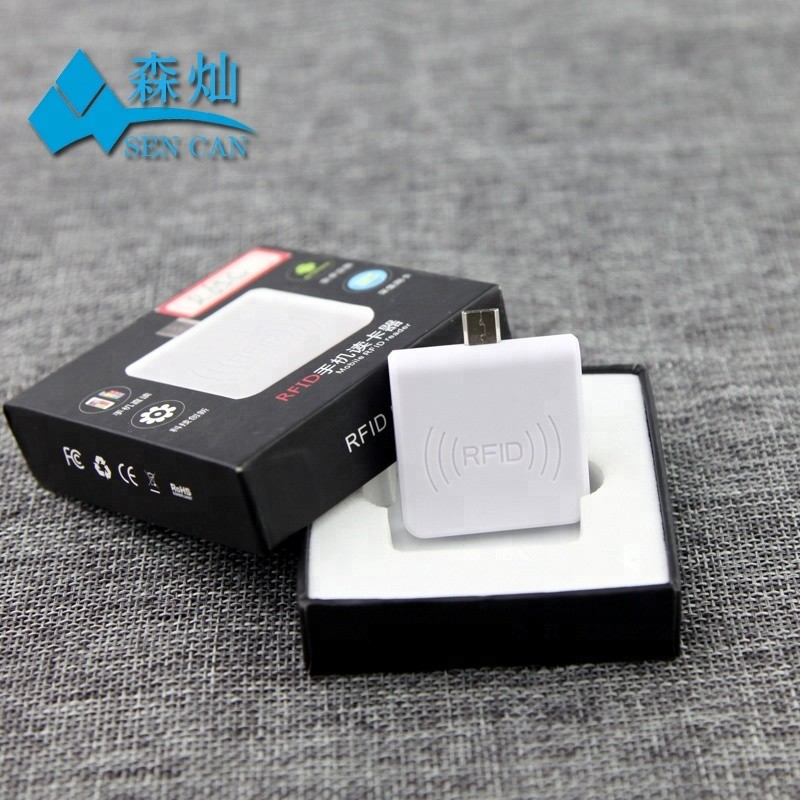 Proximity Mini Android Tablet Micro USB port RFID reader
