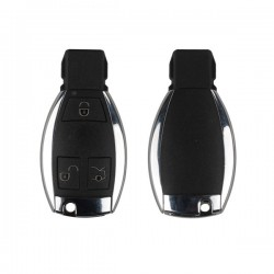 Smart Key 3 Buttons 433/315mhz Complete Remote Key For year 2000+NEC&BGA style Auto Remote Key Plus Blade